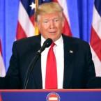 Donald Trump Getty