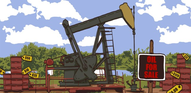 Planet Money : Oil #2: The Price Of Oil Image