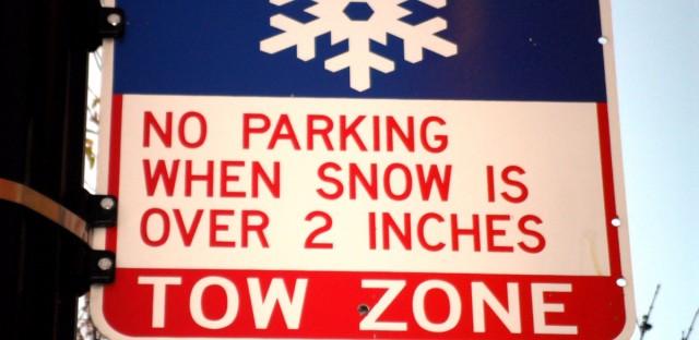 snow tow