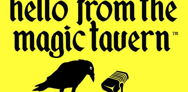 Hello from the Magic Tavern : No Arnie Image