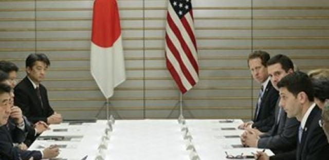 Trans-Pacific Partnership and 'The Farewell Party'