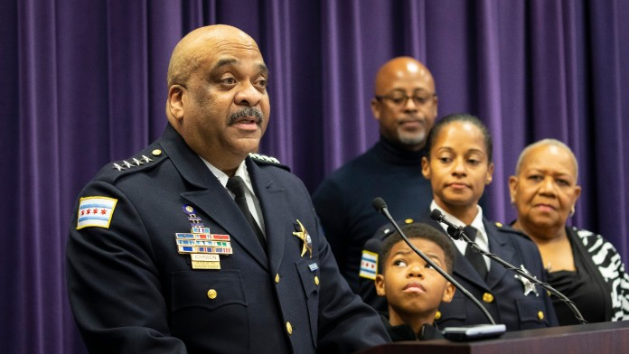 Mayor Says She'll Likely Release Investigation Materials Behind Top Cop's Dismissal