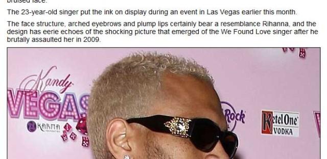 Meet Chris Brown's tattoo artists