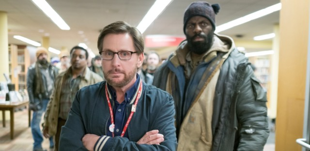 Emilio Estevez's New Film Centers Around Homelessness