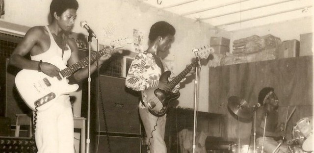 Warhead Constriction, a group of high-schoolers from Lagos, is one of many rock bands of the 1960s and '70s featured in the new book series Wake Up You! The Rise and Fall of Nigerian Rock, 1972-1977.
