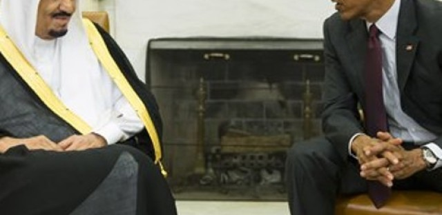 King Salman of Saudi Arabia on first visit to U.S.