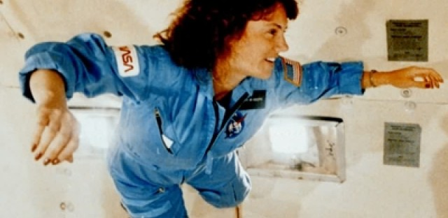 WBEZ archives: Jim Nayder interview with Christa McAuliffe (1985)