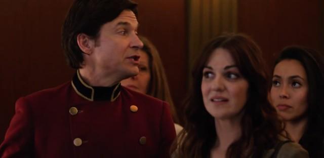 "Actor Jason Bateman stars as an elevator operator in Hyundai's ad ""The Elevator"" from advertising agency Innocean USA."