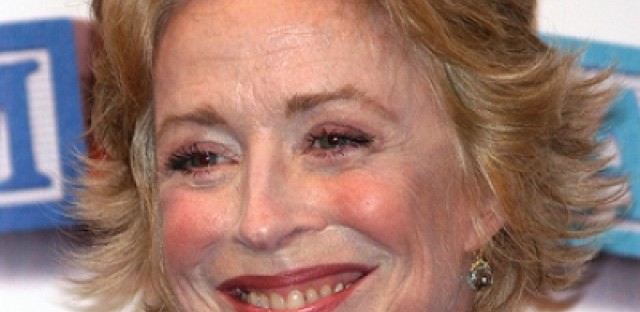 Daily Rehearsal: Holland Taylor on the stage, not on 'Two and a Half Men'