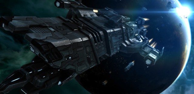 "The international politics of ""Eve Online"""