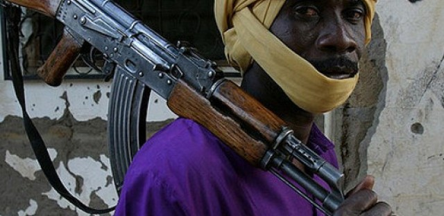 Sectarian violence returns to the Central African Republic
