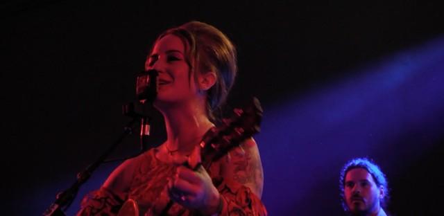 """Margo Price performs """"Desperate & Depressed"""" at NPR Music's SXSW 2016 showcase."""