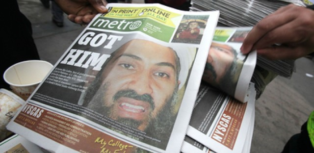 What bin Laden's death means for national security