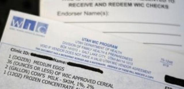 Morning Shift: USDA reevaluates the WIC program