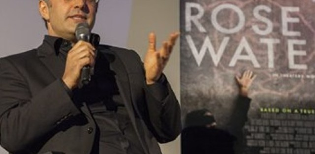 Film 'Rosewater' recreates detention and torture of journalist Maziar Bahari in Iran