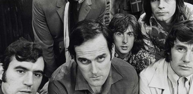 Drawing life lessons from Monty Python