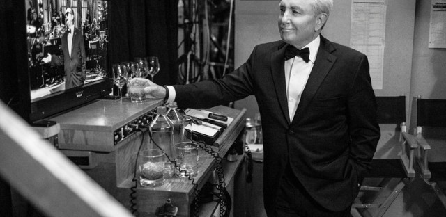 Lorne Michaels backstage at the SNL 40th anniversary special at 30 Rockefeller Plaza in New York, N.Y., on Feb. 15.