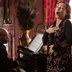 Catherine Frot plays an opera-loving socialite in Marguerite. (Also pictured: Denis Mpunga)