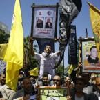 Palestinian Hunger Strike Israeli Prisons