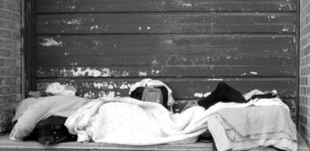 State cuts hit Chicago homeless