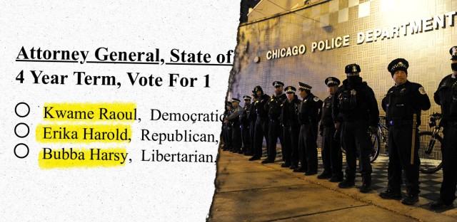 AG police reform