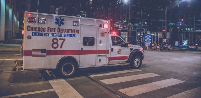 Chicago Fire Department Emergency Medical Services