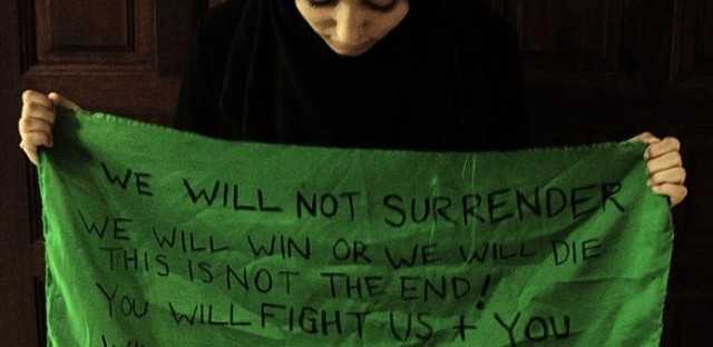 A Teenager's Photo That  Helped Inspire Libya's Revolt