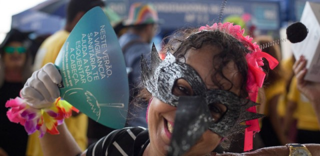 Carnival Gives Brazil Ideas About How to Fight Zika