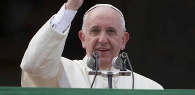 Pope Francis' push for climate change action