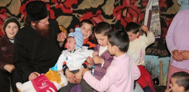 Global Activism: St. Paraskeva Orthodox Charity saves orphans in Romania