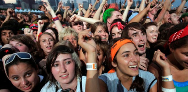 The potential privatization of Chicago's festivals