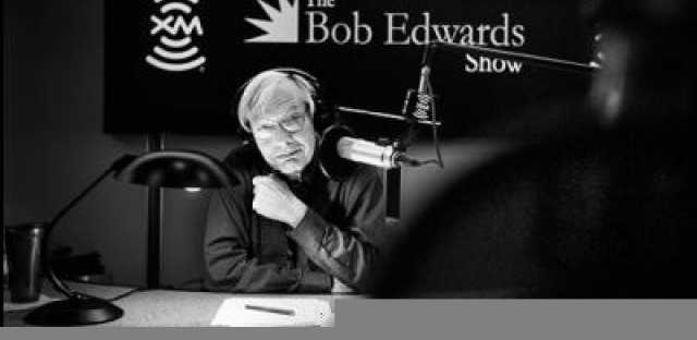 Radio legend Bob Edwards reflects on his life as a 'Voice in the Box'