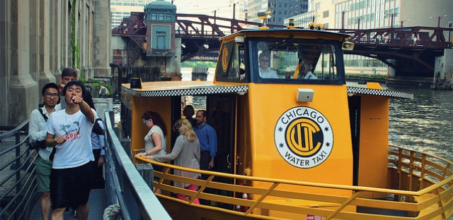 Chicago water taxi: Photo of the Day - May 30, 2013