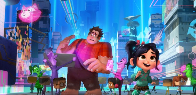 Pop Culture Happy Hour : Ralph Breaks The Internet and What's Making Us Happy  Image