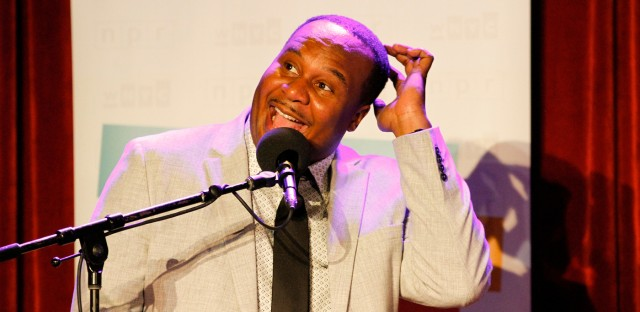 Ask Me Another : Roy Wood Jr.: Puzzle Banger After Banger Image