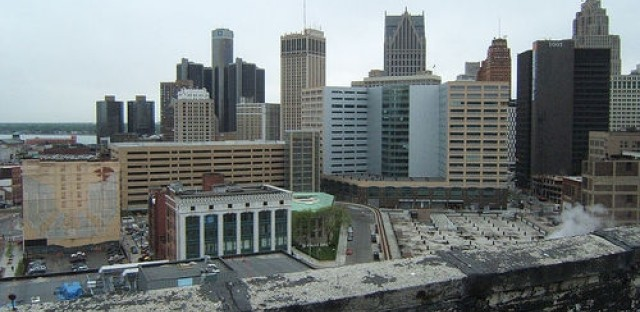 Detroit: A boom town goes bust