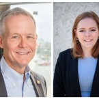 James Cappleman and Marianne LaLonde vied for the aldermanic seat in Chicago's 46th Ward in 2019.