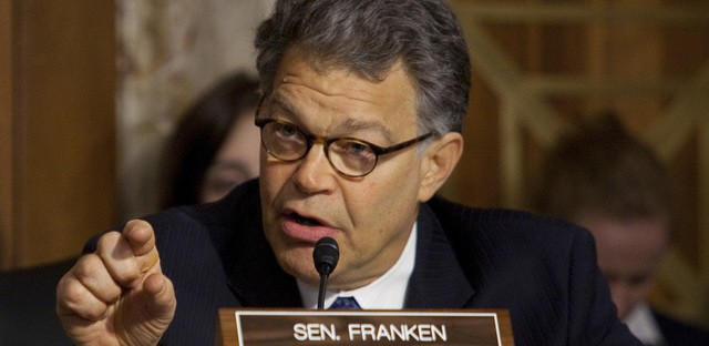Sen. Al Franken's previous books include The Truth and Lies and The Lying Liars Who Tell Them.