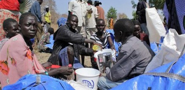 Food crisis in Central African Republic and South Sudan