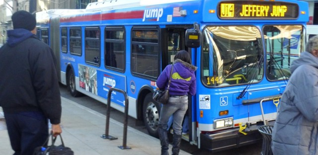 High-speed bus route opens Monday