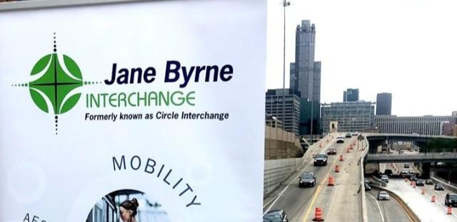 Jane Byrne Interchange