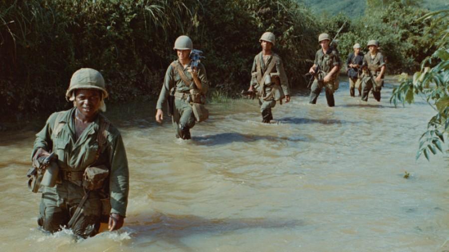 In Vietnam War Ken Burns Wrestles With The Conflict S Contradictions Wbez Chicago