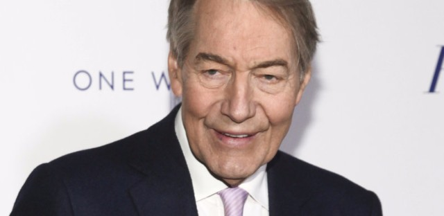 The Washington Post says eight women have accused television host Charlie Rose of multiple unwanted sexual advances and inappropriate behavior.