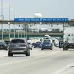 Illinois Tollway traffic