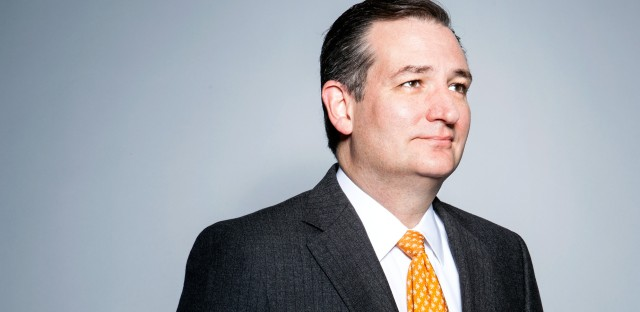 Ted Cruz announced that he is dropping out of the presidential race.