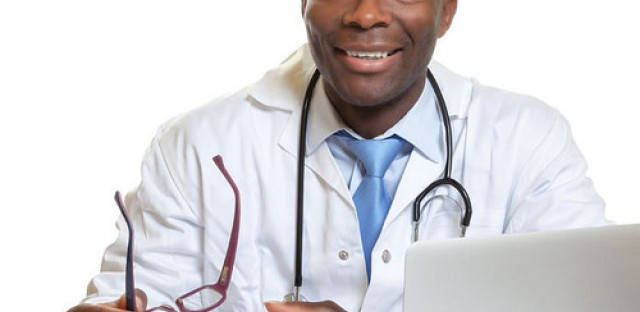Looking for more black male doctors