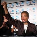 Lori Lightfoot Inauguration