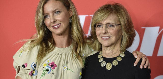 Pop Culture Happy Hour : Mother-Daughter Directors Nancy Meyers and Hallie Meyers-Shyer Image