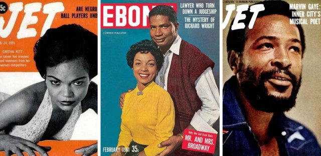 The Johnson Publishing photography archive of iconic photos taken for Ebony and Jet magazines will be up for auction later this month. The winning bidder will acquire some 4.5 million images of African American life.