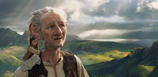 Pop Culture Happy Hour : The BFG and The Great British Baking Show  Image